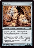 Magic the Gathering Archenemy Single Duplicant - NEAR MINT (NM)