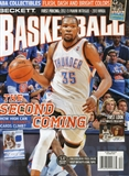 2013 Beckett Basketball Monthly Price Guide (#255 December) (Durant)