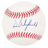 Dave Winfield Autographed New York Yankees Rawlings Official Major League Baseball