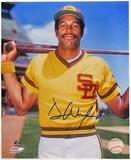 Dave Winfield Autographed San Diego Padres 8x10 Baseball Photo