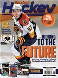 2015 Beckett Hockey Monthly Price Guide (#274 June) (Conor McDavid)