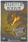 Eldritch Horror Board Game: Forsaken Lore Expansion Box (Fantasy Flight Games)