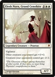 Magic the Gathering New Phyrexia Single Elesh Norn, Grand Cenobite LIGHT PLAY (NM)