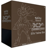 Pokemon XY Furious Fists Elite Trainer 10-Box Case (Presell)