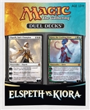 Magic the Gathering Elspeth vs. Kiora Duel Deck Box (Presell)