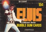 Elvis Presley Wax Box (1978 Donruss)