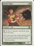 Magic the Gathering 8th Edition Single Elvish Piper - SLIGHT PLAY (SP)