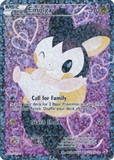Pokemon Legendary Treasures Single Emolga RC23/RC25 FULL ART - NEAR MINT (NM)