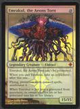 Magic the Gathering Promo Single Emrakul, the Aeons Torn (Prerelease)