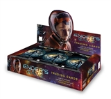 Ender's Game Trading Cards 12-Box Case (Cryptozoic 2014) (Presell)