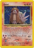 Pokemon Neo Revelations Single Entei 6/64 SLIGHT PLAY (SP)