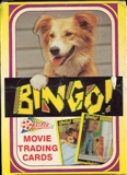Bingo the Movie Trading Cards Wax Box (1991 Pacific)
