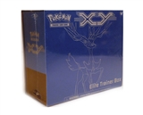 Pokemon XY Elite Trainer Box - Blue