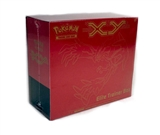 Pokemon XY Elite Trainer Box - Red (Yveltal)