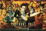 Resident Evil Outbreak Deck Building Game by Bandai