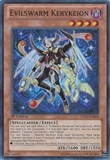 Yu-Gi-Oh Lord Tachyon Galaxy Single Evilswarm Kerykeion Super Rare