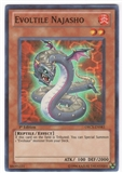Yu-Gi-Oh Order of Chaos Single Evoltile Najasho Super Rare