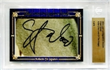 2010 Leaf Cut Signature Encore Autograph Elijah Wood Lord of the Rings 3/9