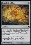 Magic the Gathering Zendikar Single Expedition Map FOIL - NEAR MINT (NM)