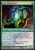 Magic the Gathering Promotional Single Experiment One Foil (FNM)