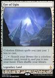 Magic the Gathering Zendikar Expedition Single Eye of Ugin Foil NEAR MINT (NM)