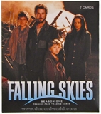 Falling Skies: Season One Premium Pack Trading Cards (Rittenhouse 2012)