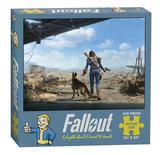 Fallout Neighborhood Patrol Puzzle (USAopoly)