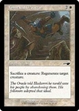 Magic the Gathering Nemesis Single Fanatical Devotion Foil