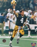 Brett Favre Autographed Green Bay Packers 8x10 Super Bowl XXXI (Favre Authentic)