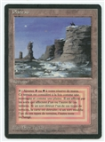 Magic the Gathering Revised French FBB Single Plateau - MODERATE PLAY (MP)