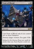 Magic the Gathering Promo Single Feast of Blood - IDW