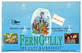 Fern Gully The Last Rain Forest Box (1992 Dart Flipcards)