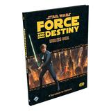 Star Wars RPG Force and Destiny - Endless Vigil Sourcebook