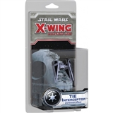 Star Wars X-Wing Miniature Game: TIE Interceptor Expansion Pack