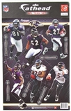 Fathead Baltimore Ravens 2011 Team Set (Flacco, Rice)