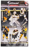 Fathead Boston Bruins 2011-2012 Team Set (Lot of 10) (Chara, Lucic, Krejci)