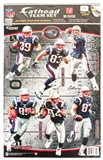 Fathead New England Patriots Offense Team Set Wall Graphic