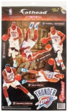 Fathead Oklahoma City Thunder Team Set Wall Graphic