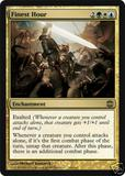 Magic the Gathering Alara Reborn Single Finest Hour - NEAR MINT (NM)