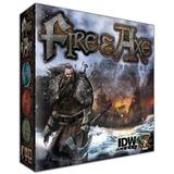 Fire and Axe: A Viking Saga (IDW Games)