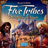 Five Tribes Board Game (Days of Wonder) - Regular Price $60.95 !!!