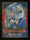 2012/13 In the Game Between The Pipes Masked Men V Silver #MM10 Marc-Andre Fleury /50