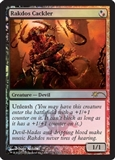 Magic the Gathering Promotional Single Rakdos Cackler Foil (FNM)