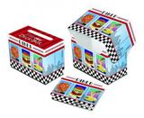 Ultra Pro Foodie Diner Full View Side Load Deck Box - Regular Price $2.99 !!!