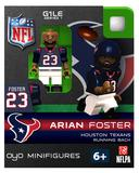 OYO Houston Texans Arian Foster G1LE Series 1 Minifigure