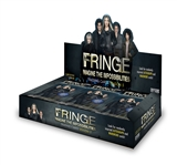 Fringe Season 5 Trading Cards 12-Box Case (Cryptozoic 2014) (Presell)
