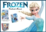 Panini Disney Frozen Enchanted Moments Sticker Box PLUS 1 Album! (Presell)