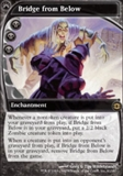 Magic the Gathering Future Sight Single Bridge from Below UNPLAYED (NM/MT)