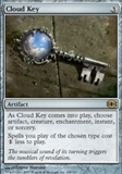 Magic the Gathering Future Sight Single Cloud Key UNPLAYED (NM/MT)