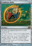 Magic the Gathering Future Sight Single Coalition Relic UNPLAYED (NM/MT)